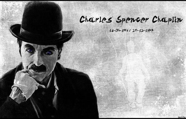 Чарли Чаплин, отрывок из его речи на собственном 70-летии