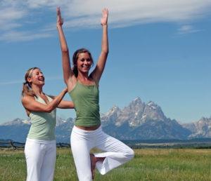 Йога для женщин, или Что может дать йога для женского здоровья и красоты?