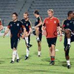 Зачем сборная Германии по футболу практикует йогу?