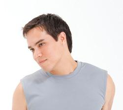 Йога для шеи и плеч: повороты головы