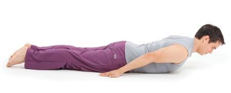 Йога для шеи и плеч: Бэби Кобра