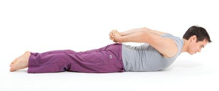 Йога для плеч и шеи: Бэби-Кобра