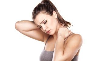 Упражнения для снятия гипертонуса мышц шеи