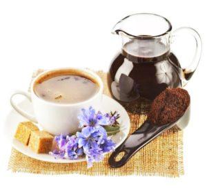 Выбирайте цикорий вместо кофе