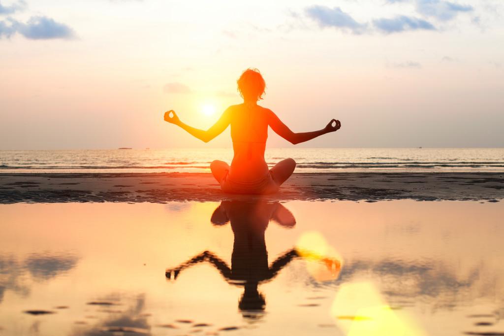 Медитация для наполнения женской энергией и силой на фоне диафрагмального дыхания и релаксации