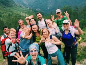 Пеший горный поход и йога в горах - формула идеального отпуска