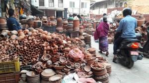 Треккинг в Непале и йога поход начинается с Катманду