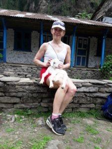 Йога поход и треккинг в Непале