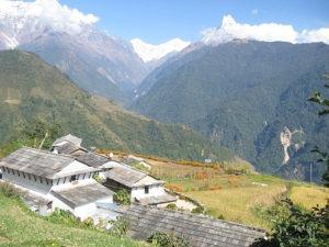 Активный отдых в горах 2016 и семинар по йоге: Непал, Марди-Химал трек, Деурали