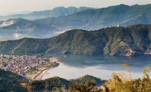 Активный отдых в горах 2016 и семинар по йоге: Покхара, озеро Фева