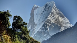 Активный отдых в горах 2016 и семинар по йоге: Непал, Марди-Химал
