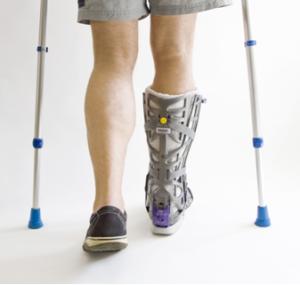 Йогатерапия  для реабилитации после перелома ноги и других острых травм опорно-двигательного аппарата