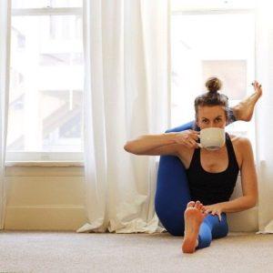Совместимы ли йога и кофе?