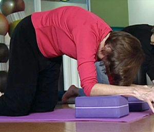Что необходимо учитывать на занятиях йогой при артрозе суставов и особенно йогой при артрите?