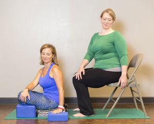 Что вас пугает в йоге для суставов и как себя обезопасить?
