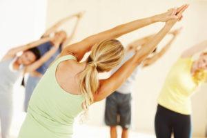 Йога в Москва-Сити: йога для здоровой спины