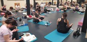Горный йога-тур Лии Воловой «Йога для лица и тела как путь к управлению эмоциями»