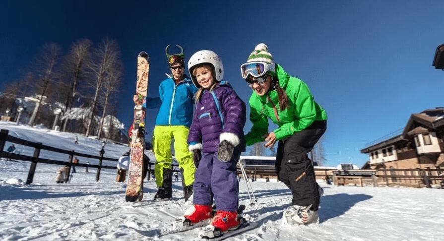 Уникальный йога-тур с Лией Воловой для любителей зимних видов спорта