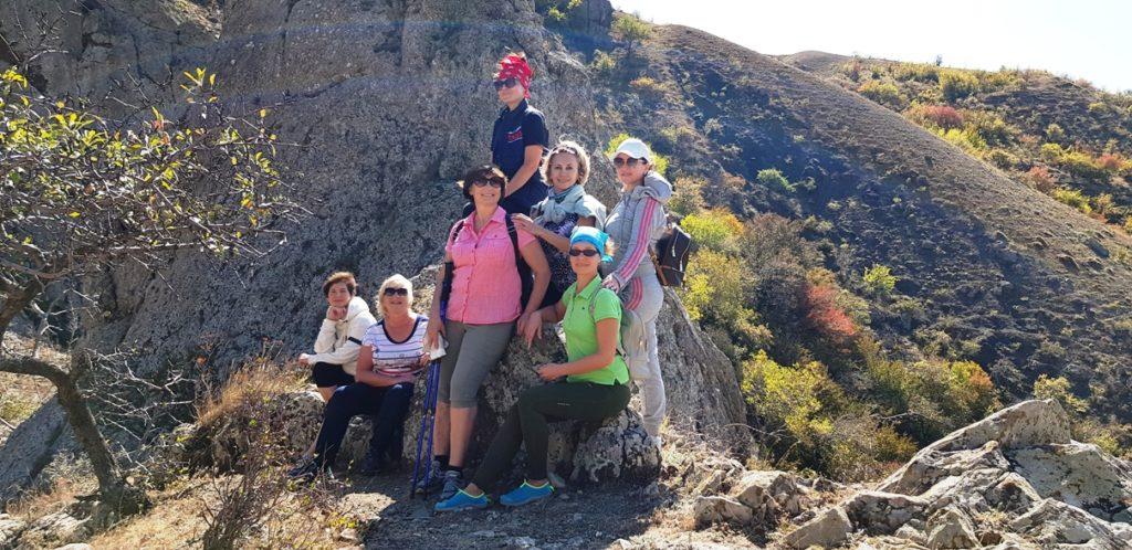 Йога-тур в Крым с Лией Воловой