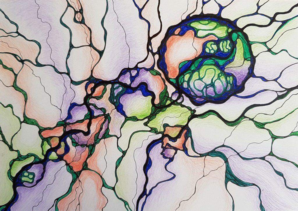 Как я вылечила кашель с помощью нейрографики