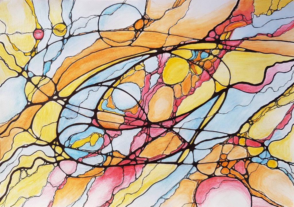 """Базовый курс """"Пользователь нейрографики"""" с Лией Воловой, инструктором нейрографики и эстетическим коучем"""