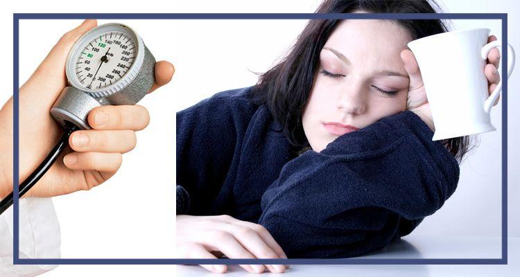 Как повысить низкое давление в домашних условиях?