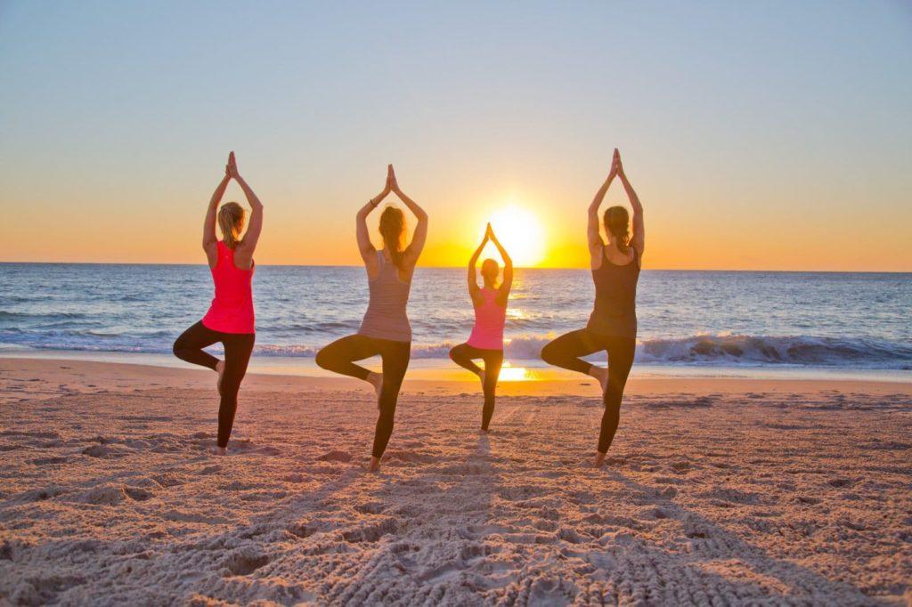 Йога-тур в Крым 2021