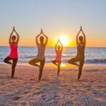 Уникальный йога-тур в Крым для любителей водных видов спорта