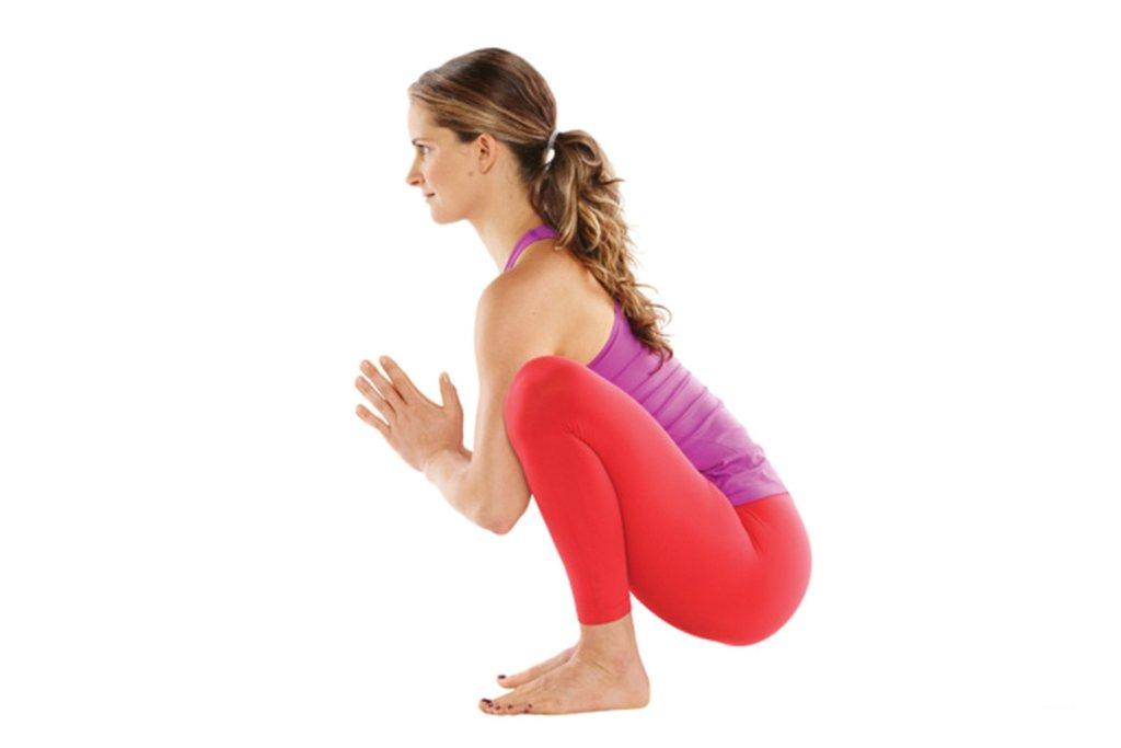Упражнения для растяжки спины и позвоночника: Маласана