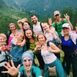 Пеший горный поход + йога в горах = идеальный отпуск