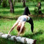 Как правильно делать прогибы в йоге?