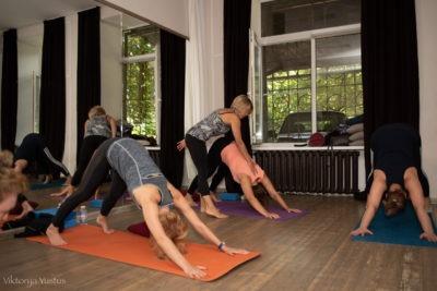 Группы йоги на Соколе